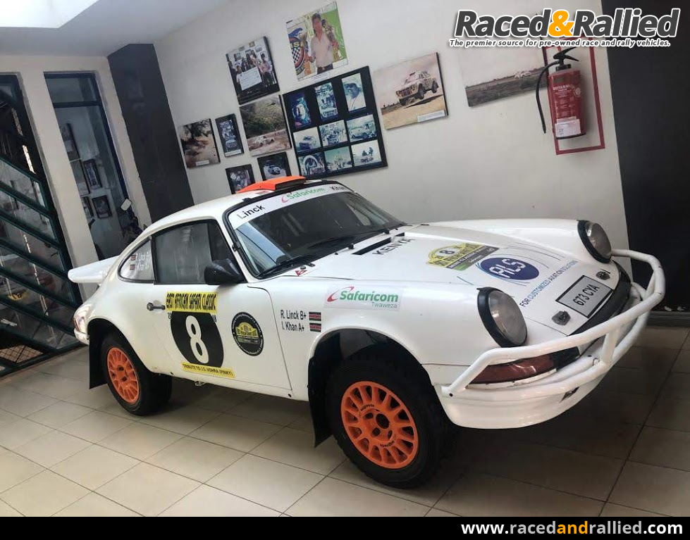 1979 Porsche 911 Sc Classic Historic Rally Car Rally Cars For Sale