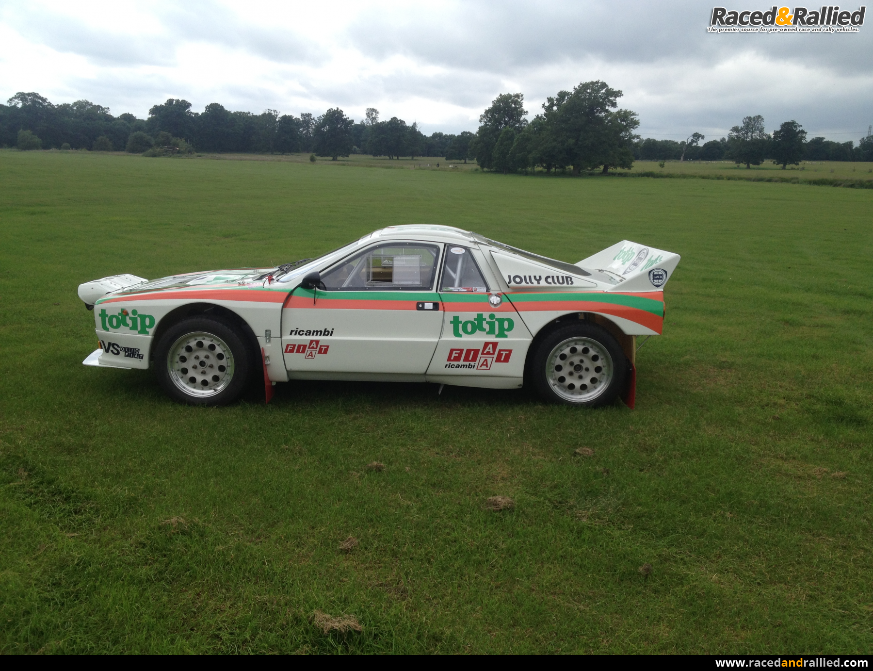lancia 037 recreation rally cars for sale at raced rallied rally cars for sale race cars. Black Bedroom Furniture Sets. Home Design Ideas
