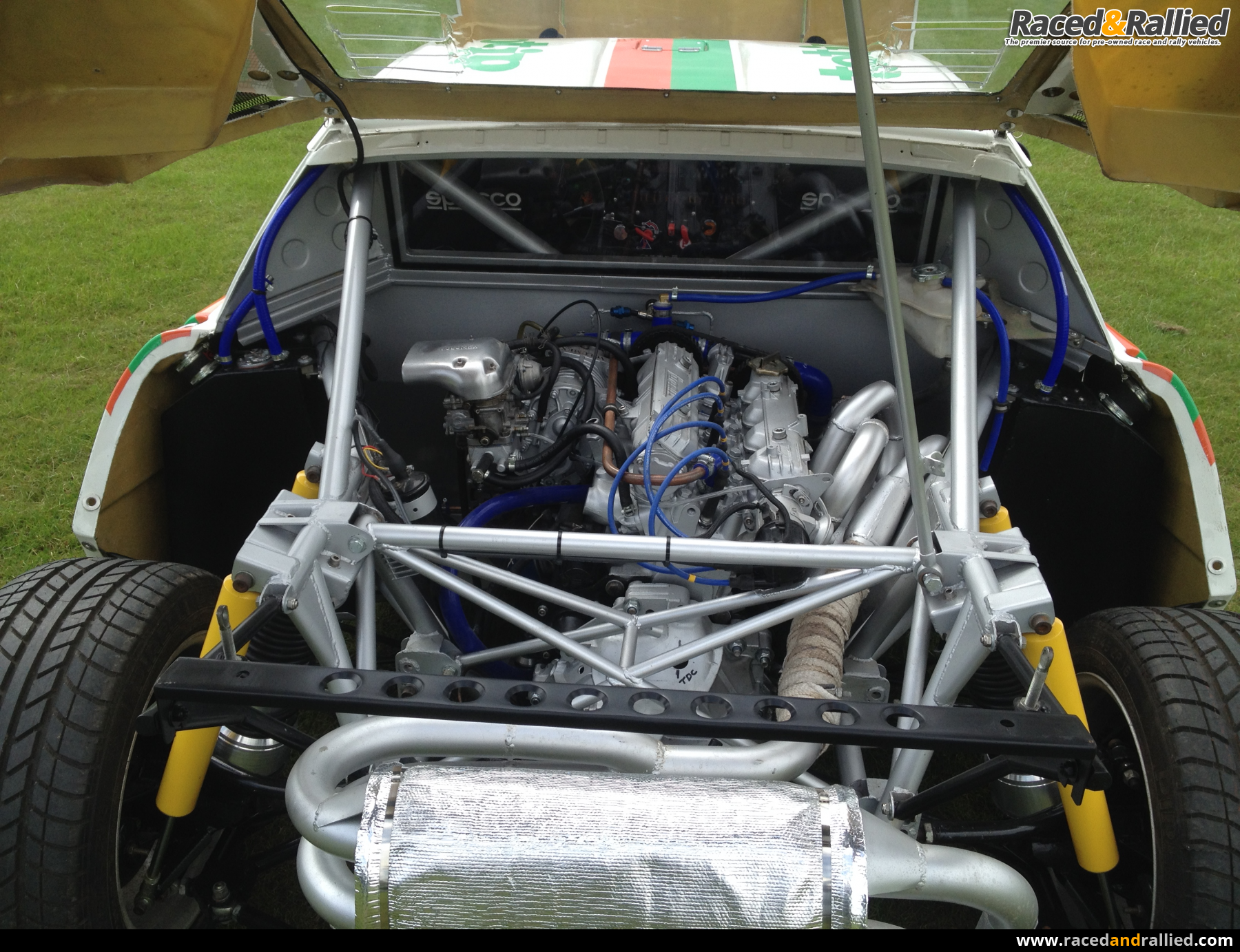 lancia 037 recreation | Rally Cars for sale at Raced ...