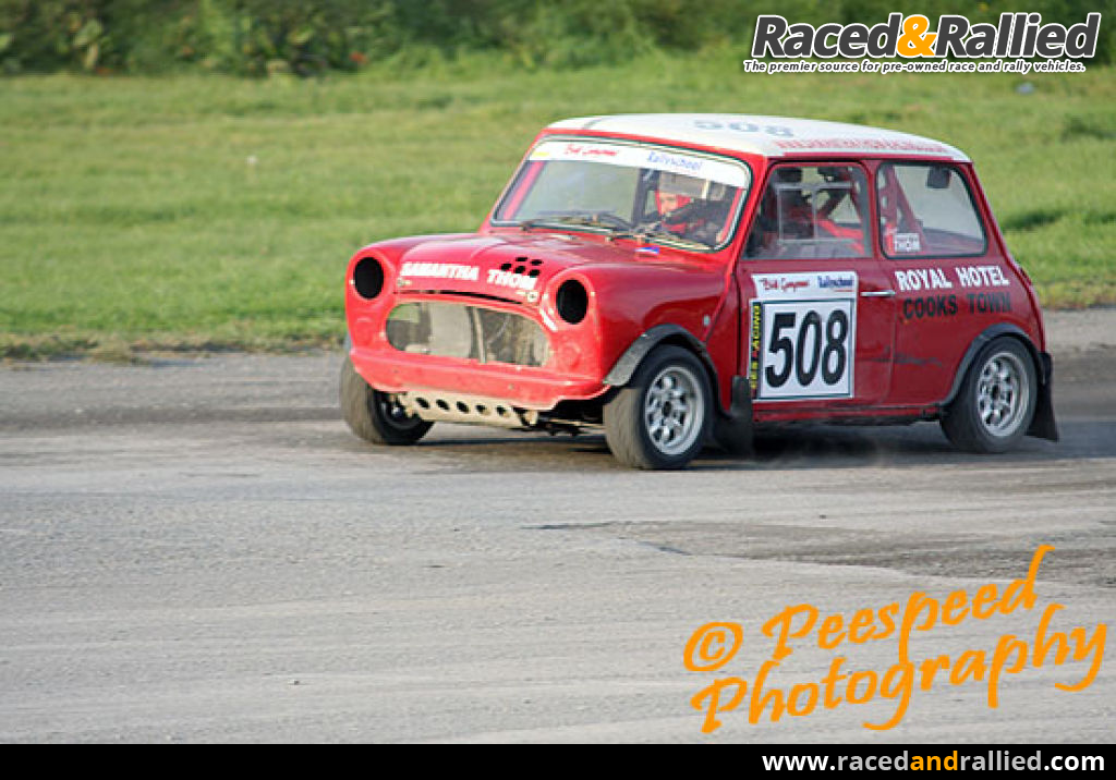 junior rallycross mini | Race Cars for sale at Raced & Rallied ...