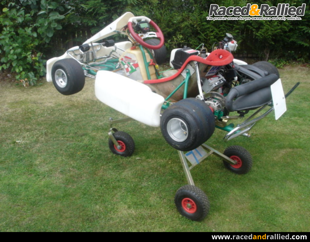 Tonykart Venox Junior Max Outfit | Rotax Max for sale at Raced ...