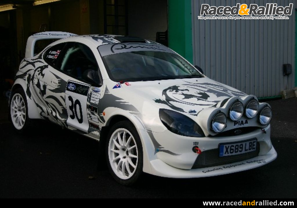 Sell Car For Cash >> Ford Puma Imtec 4 x 4 Cosworth | Rally Cars for sale at ...
