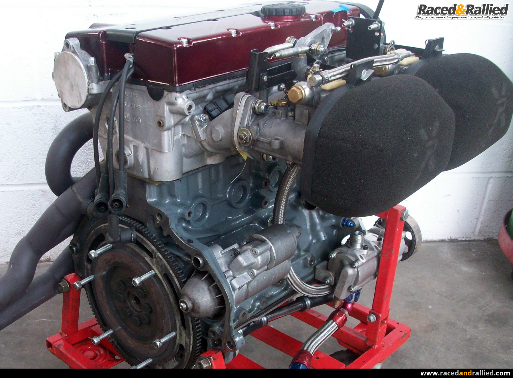 Vauxhall redtop full race engine | Race Car Parts for sale at Raced