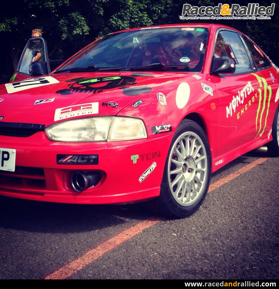 Rare Mitsubishi Mirage Asti Zr Performance Amp Trackday