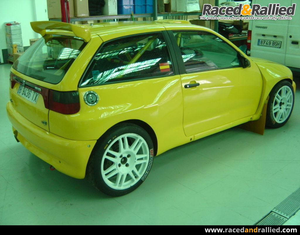 seat ibiza kit car evo 2 rally cars for sale at raced. Black Bedroom Furniture Sets. Home Design Ideas