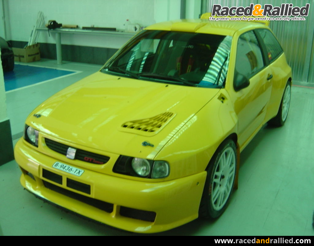 SEAT IBIZA KIT CAR EVO 2 | Rally Cars for sale at Raced & Rallied ...