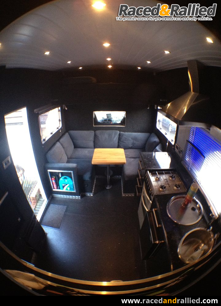 Daf Lf 150 Race Truck Racetruck Motorhome Trailers