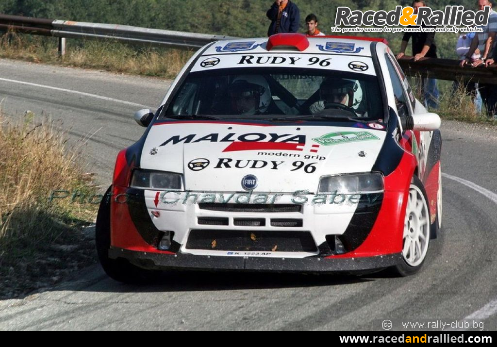 Fiat Punto S1600 kit car | Rally Cars for sale at Raced & Rallied ...