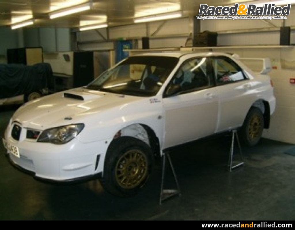 Subaru Impreza N12 Rally Cars For Sale At Raced