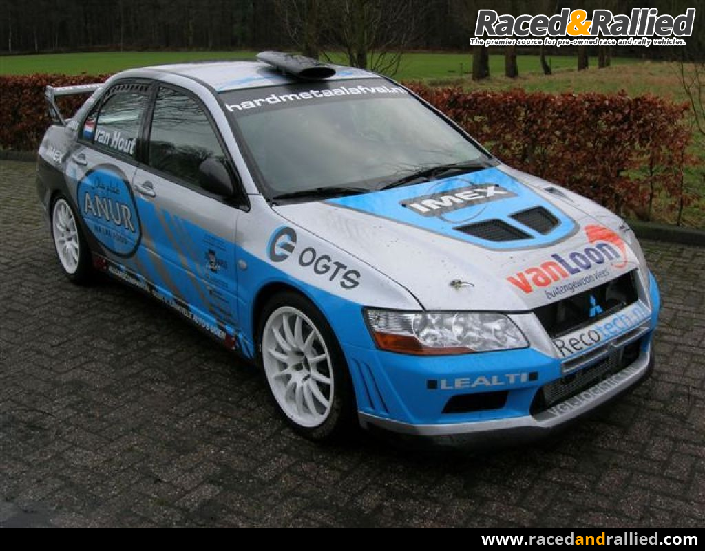 Evo 7 top car | Rally Cars for sale at Raced & Rallied ...