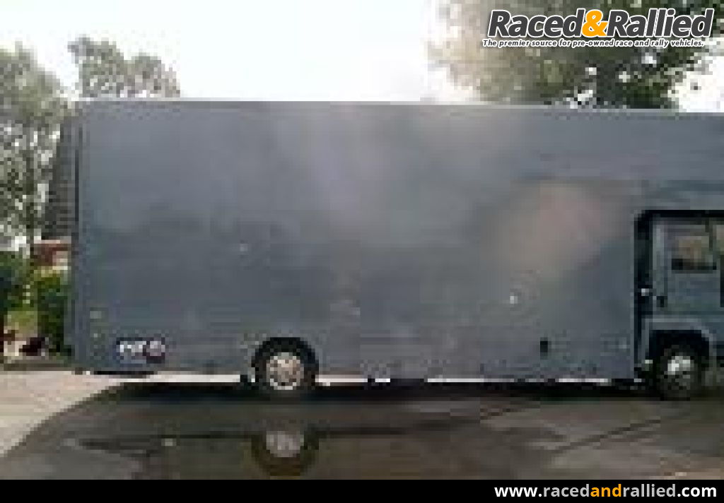 Ford Purpose Built Race Transporter Trailers