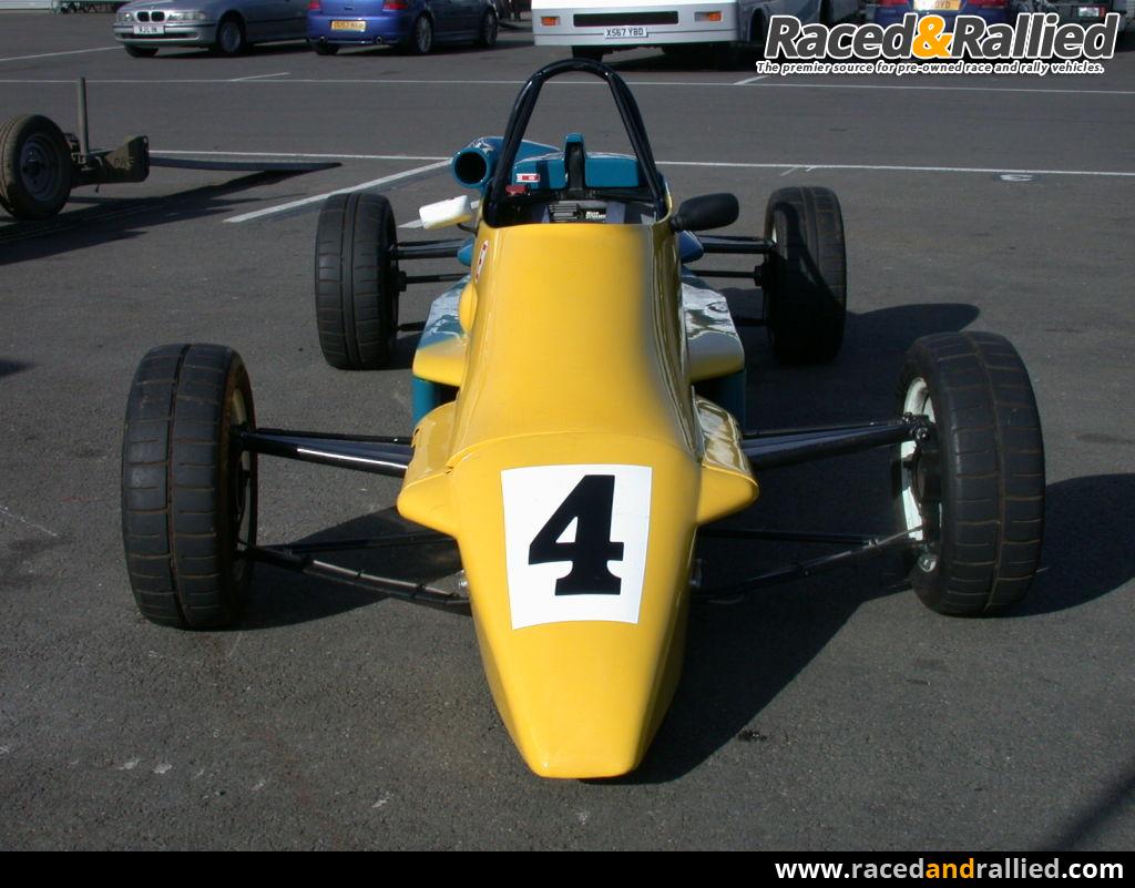 Dermot Healy Race Cars