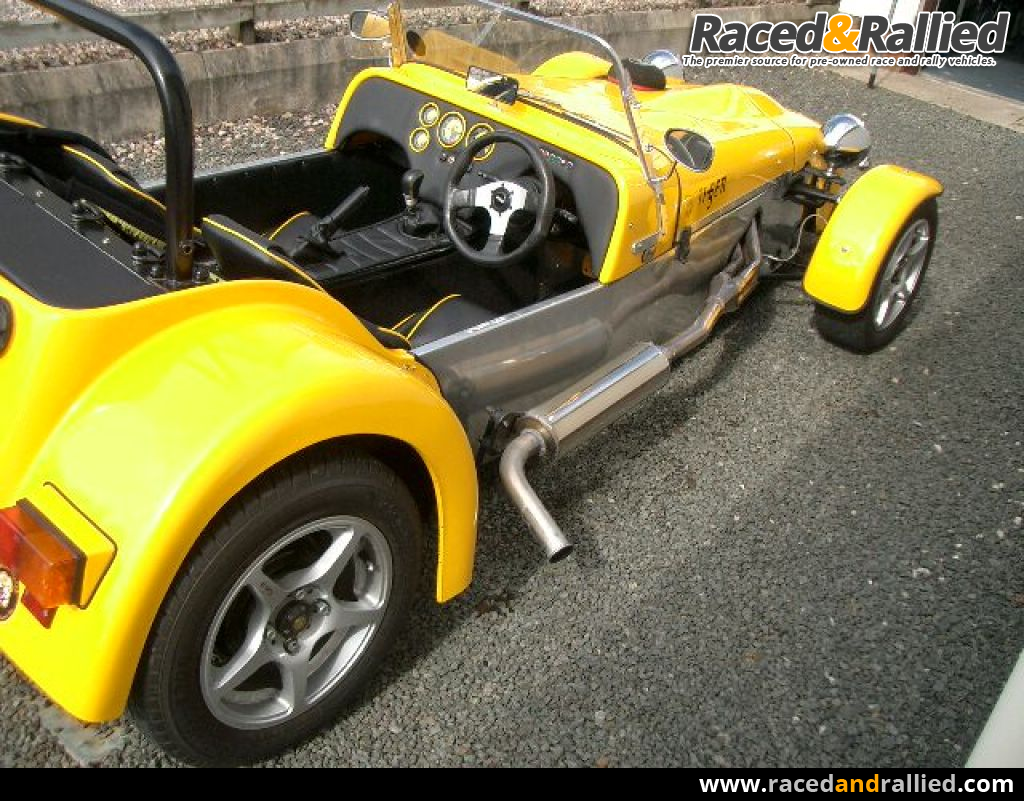 Race Car For Sale >> 2005 Tiger cat e1 | Tiger kit cars for sale at Raced ...