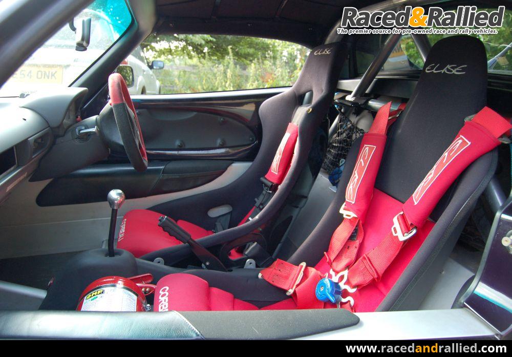 S1 Elise Motorsport 190 Performance Trackday Cars For
