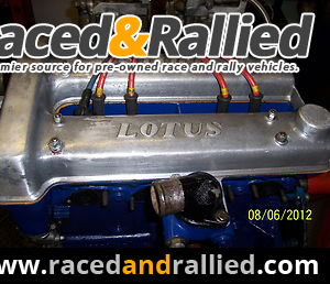 Lotus Twin Cam Engine | Race Car Parts for sale at Raced & Rallied