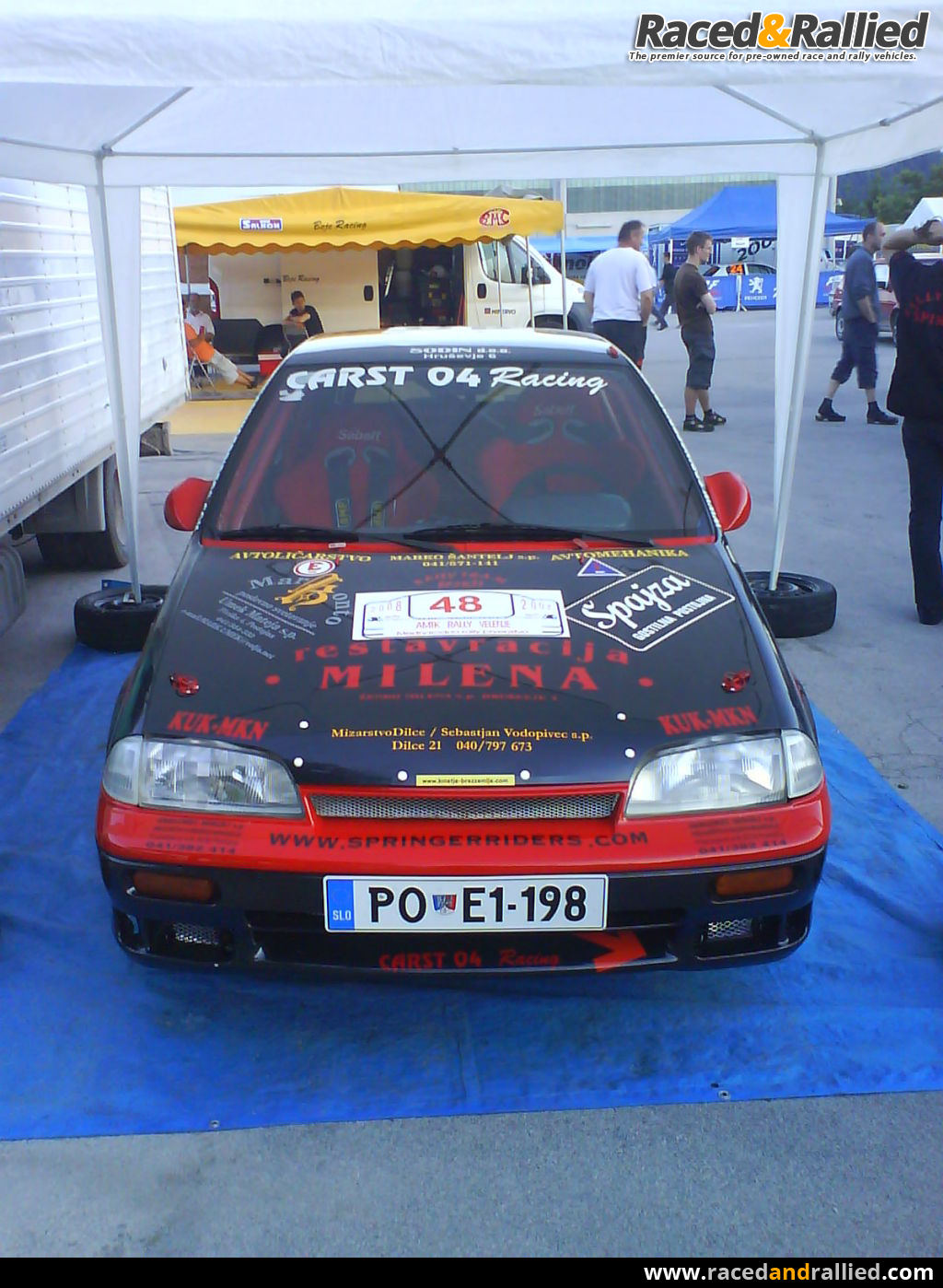 Suzuki Swift 1 3 Gti Rally And Hill Climb Rally Cars For Sale At
