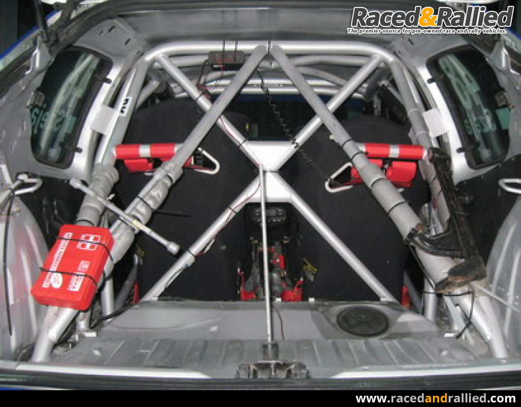 Peugeot 206 Rc A Group Race Rally Cars Free Classifieds From Raced Rallied