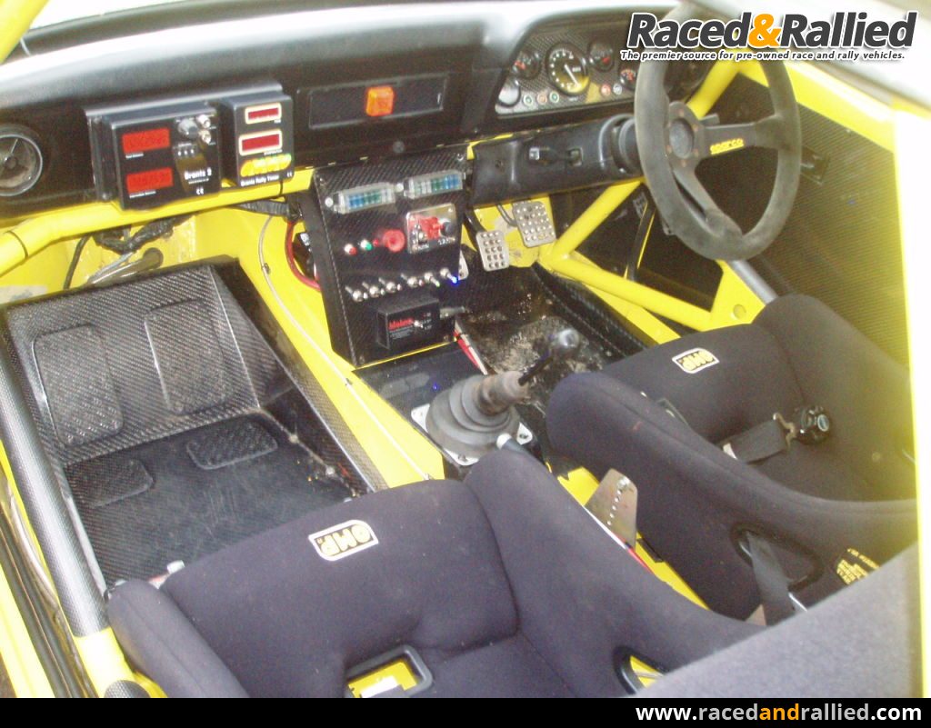 Ford Escort Mk2 Grp 4 Rally Car Rally Cars For Sale At