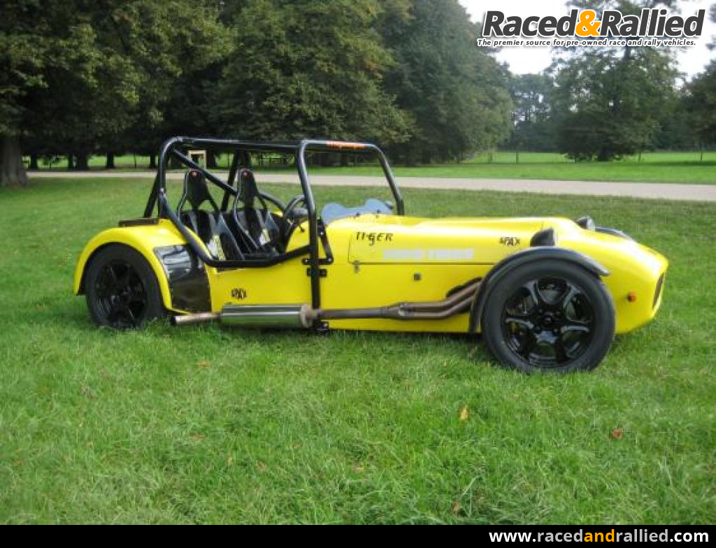 My beloved tiger is up for sale | Tiger kit cars for sale at Raced ...