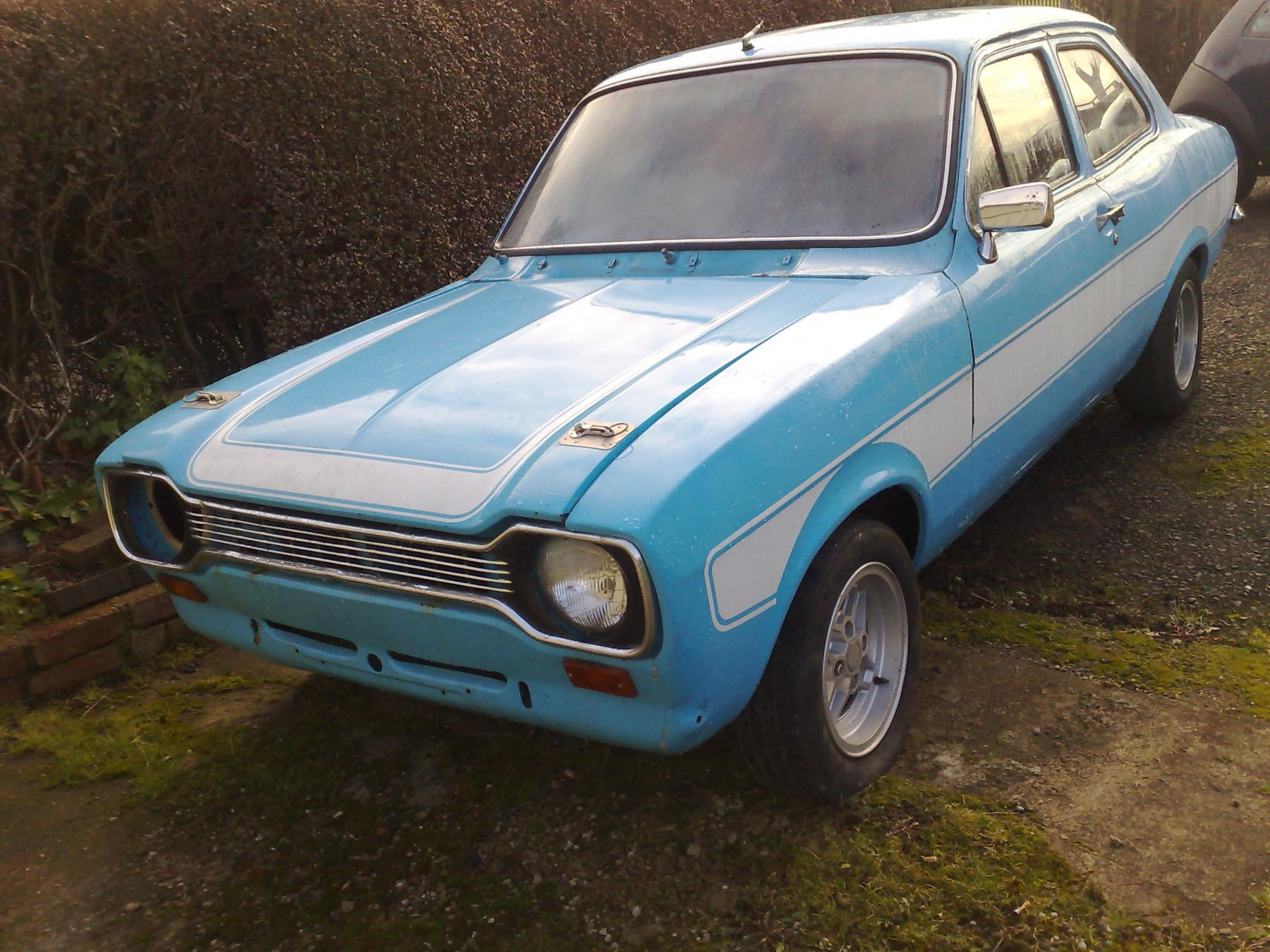 Escort mk1 2dr 2.0 Vauxhall XE for rally, race or track | Rally Cars ...