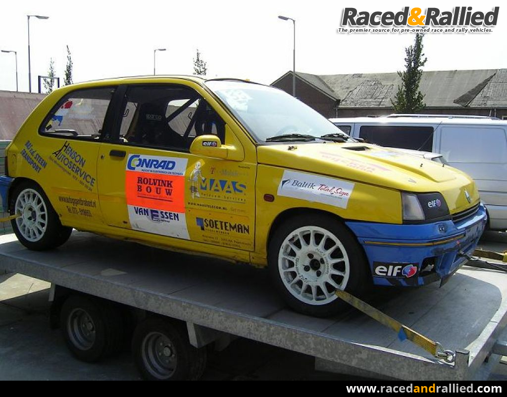 Used Rally Car Parts For Sale