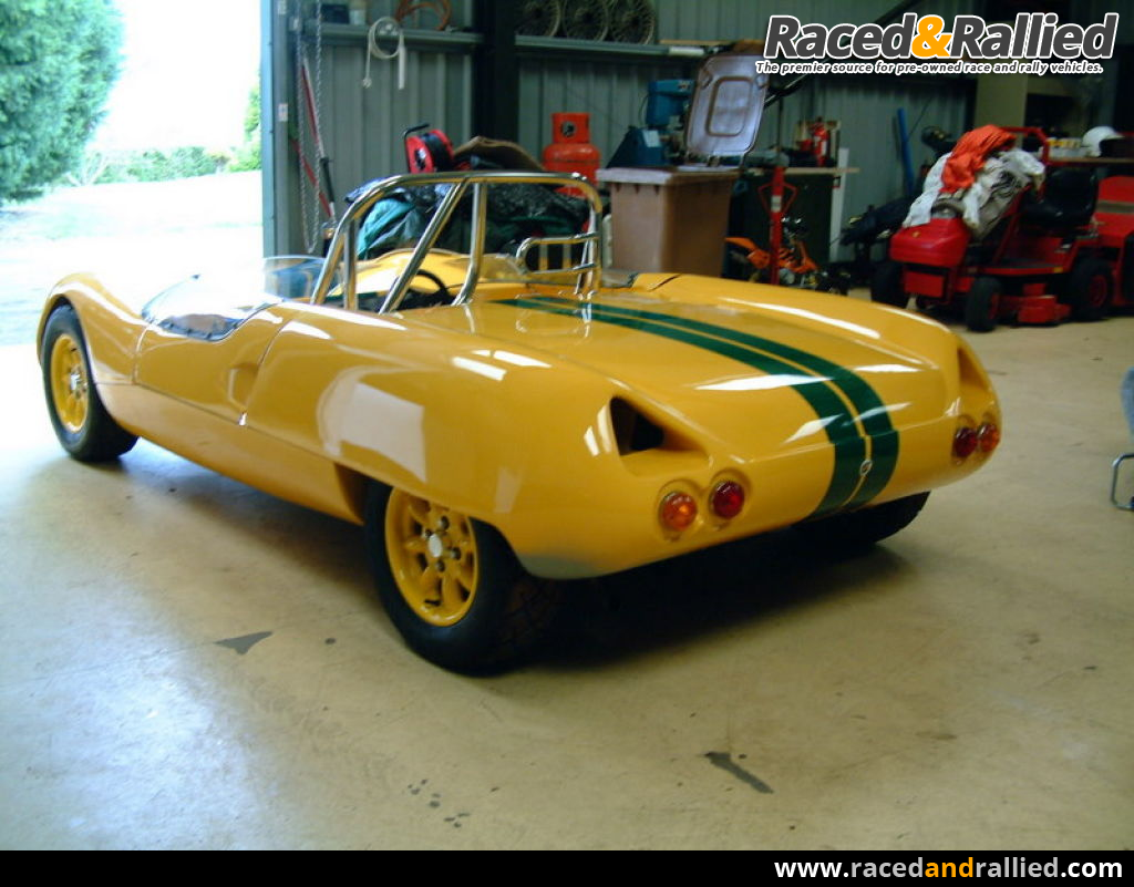 Cobra Kit Car >> Lotus 23b | Race Cars for sale at Raced & Rallied | rally cars for sale, race cars for sale