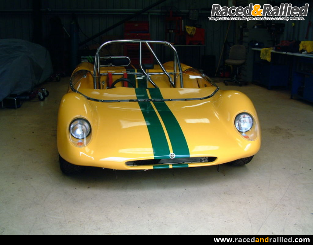 Cobra Kit Car >> Lotus 23b | Race Cars for sale at Raced & Rallied | rally ...