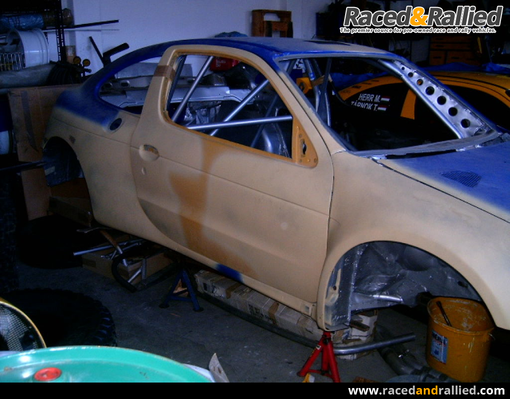 Race Car Frame >> Renault Maxi Megane Kit car | Race Car Parts for sale at Raced & Rallied | rally cars for sale ...