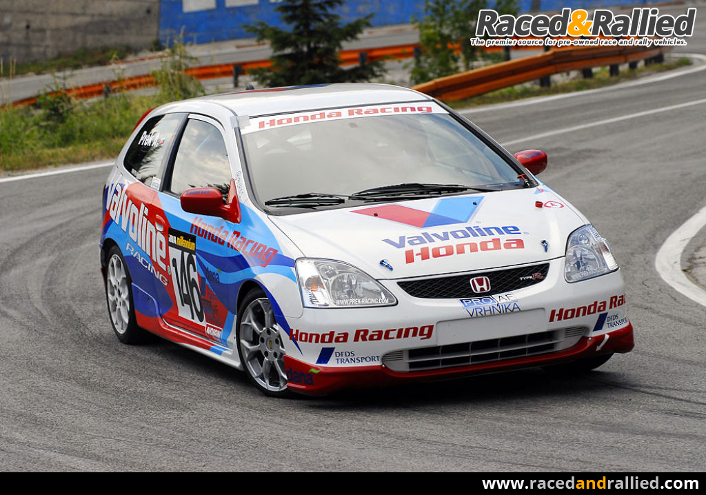 Civic race car for sale