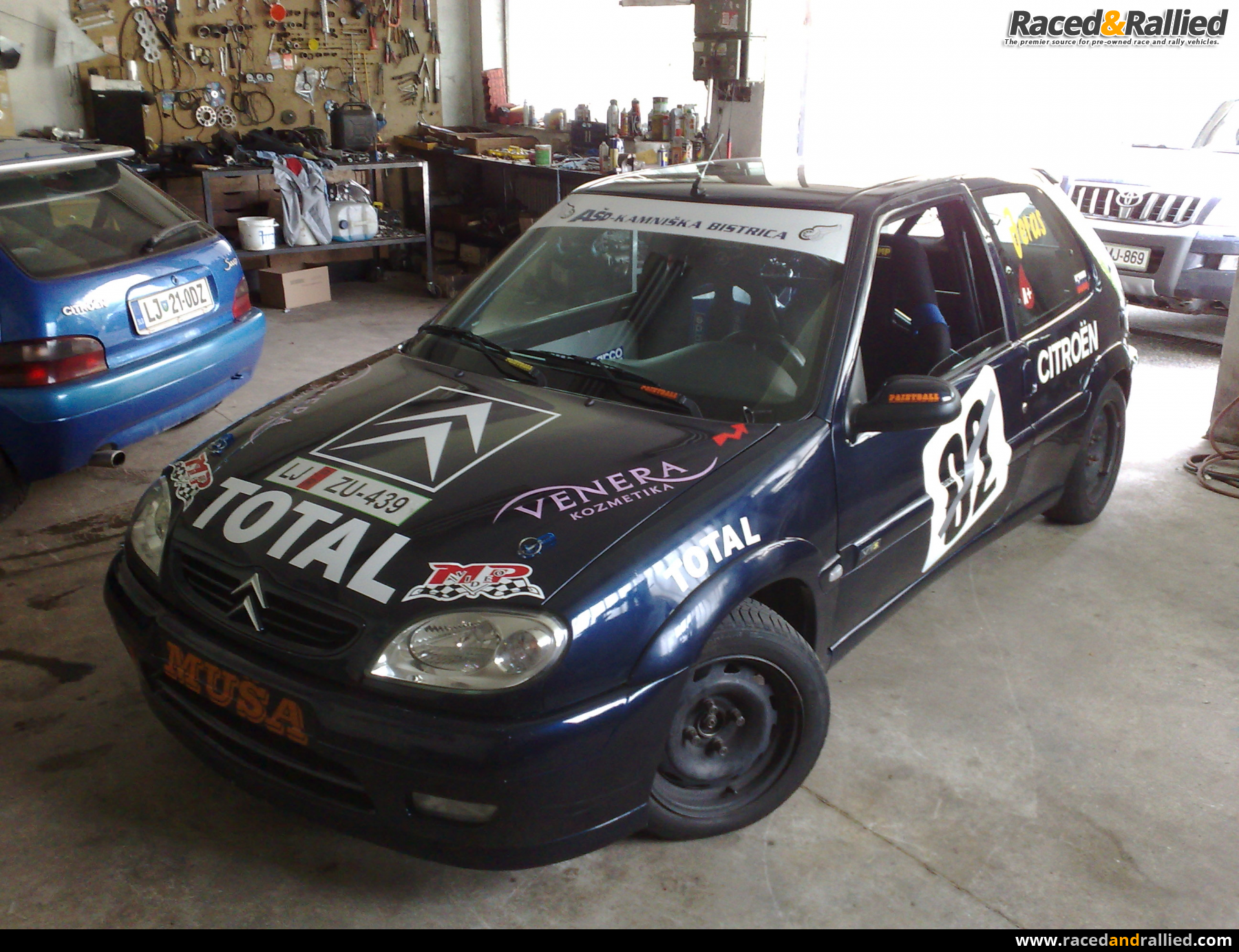 citroen saxo vts 1 6 16 v race cars for sale at raced rallied rally cars for sale race. Black Bedroom Furniture Sets. Home Design Ideas