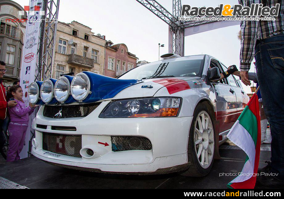 Lamp Pod for Mitsubishi Lancer Evolution | Rally Car Parts for sale ...