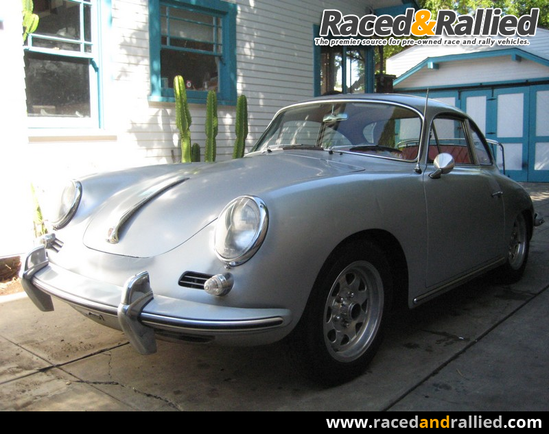 Cobra Kit Car >> 1964 Porsche 356 SC Project Car Unfinished | Classic & Vintage cars for sale at Raced & Rallied ...