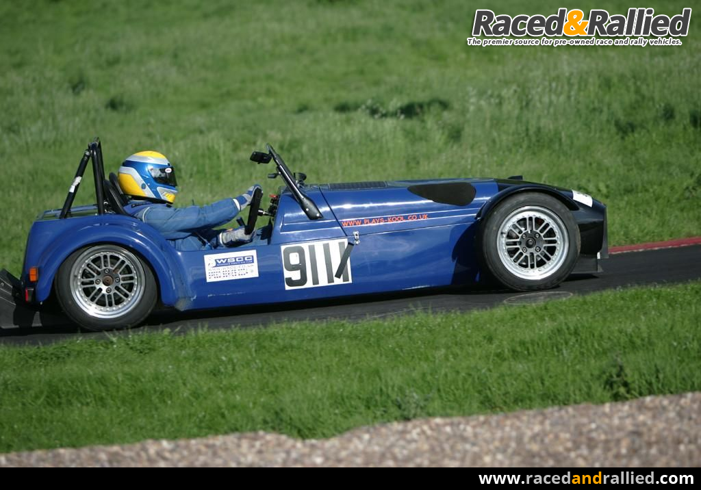 Westfield SeiW 2000   Race Cars for sale at Raced & Rallied