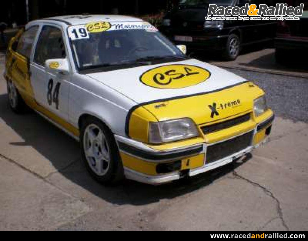 Cobra Kit Car >> Opel kadett GSI 16V | Performance & Trackday Cars for sale ...