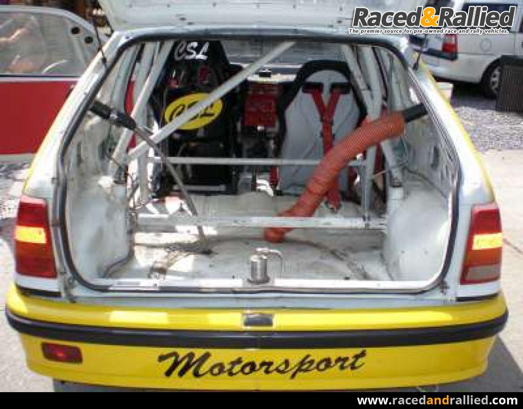 Opel kadett GSI 16V | Performance & Trackday Cars for sale at Raced ...