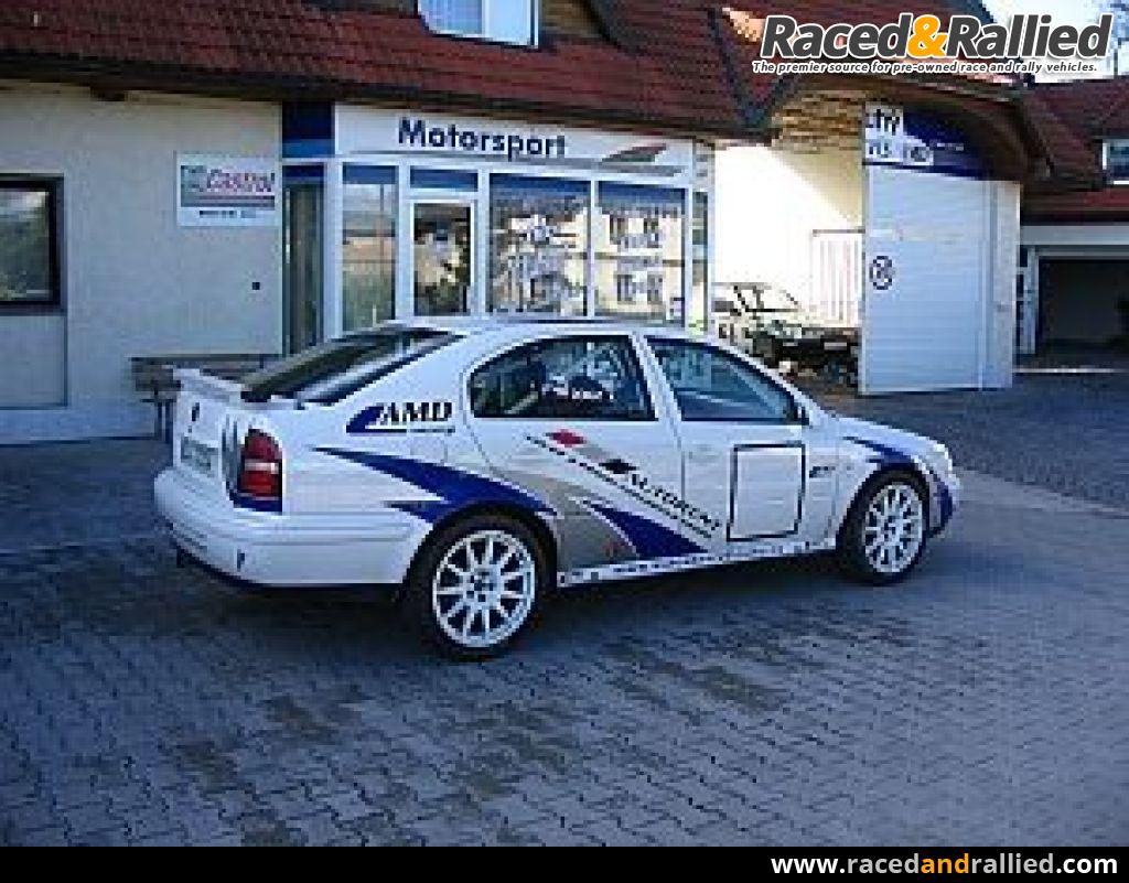 Skoda Octavia F2 Kit Car | Rally Cars for sale at Raced & Rallied ...