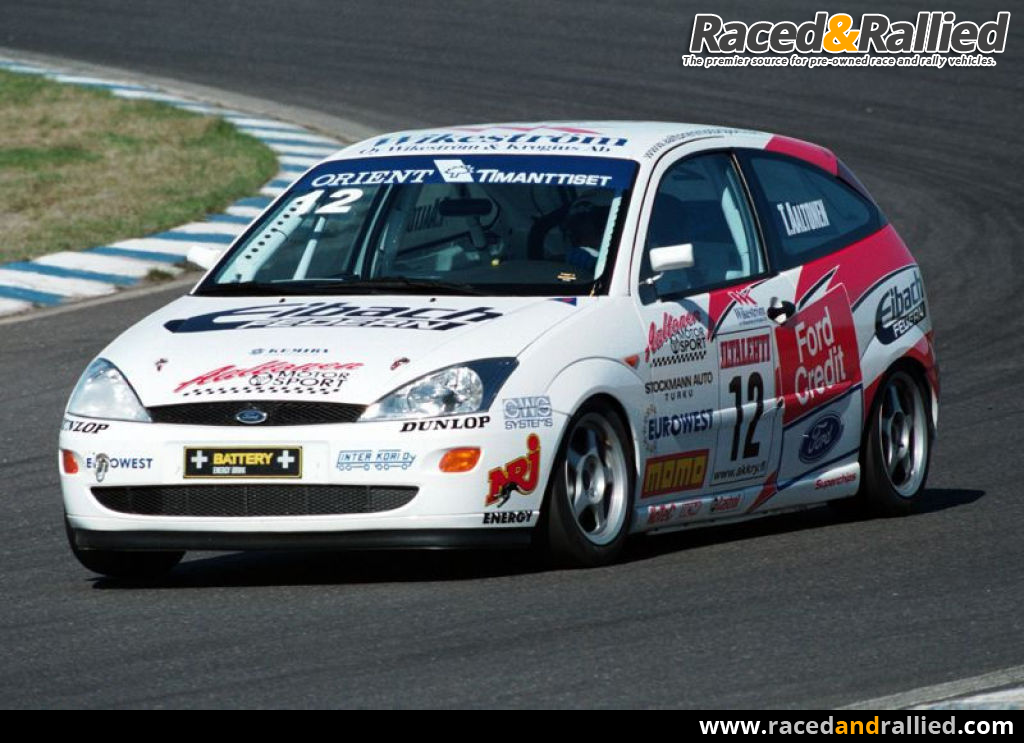 Ford Focus Production Touring Car Dtc Race Cars For