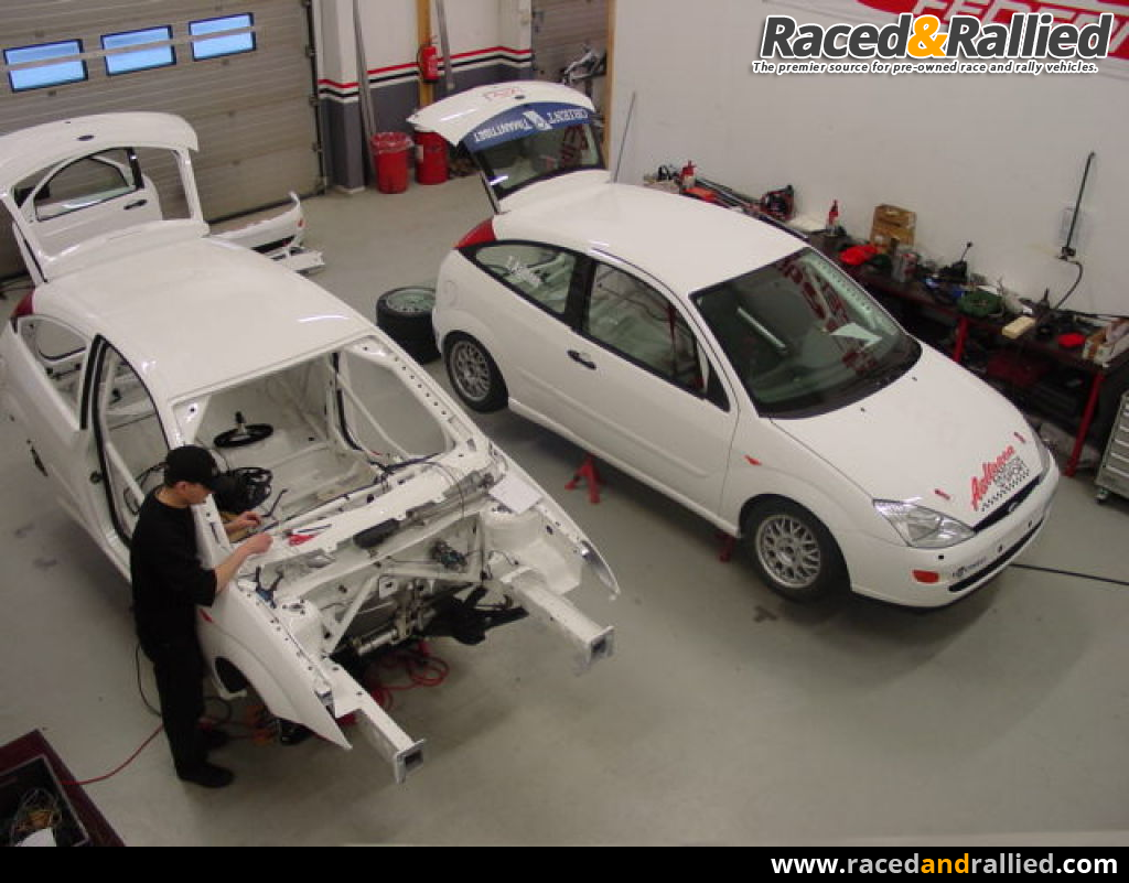 Pro Touring Cars For Sale >> Ford Focus Production Touring Car / DTC | Race Cars for ...