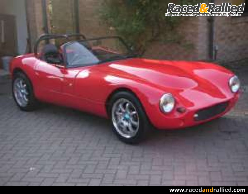 Cobra Kit Car >> Fisher Fury Blackbird | Bike engined kit cars for sale at Raced & Rallied | rally cars for sale ...