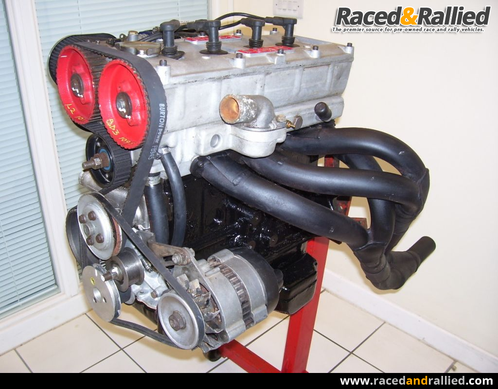 Cosworth Bda 1600cc Engine Race Car Parts For Sale At