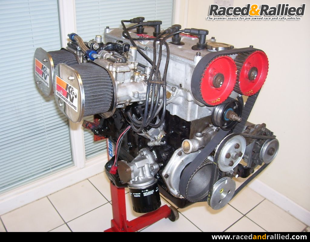 BDA 1600cc Engine