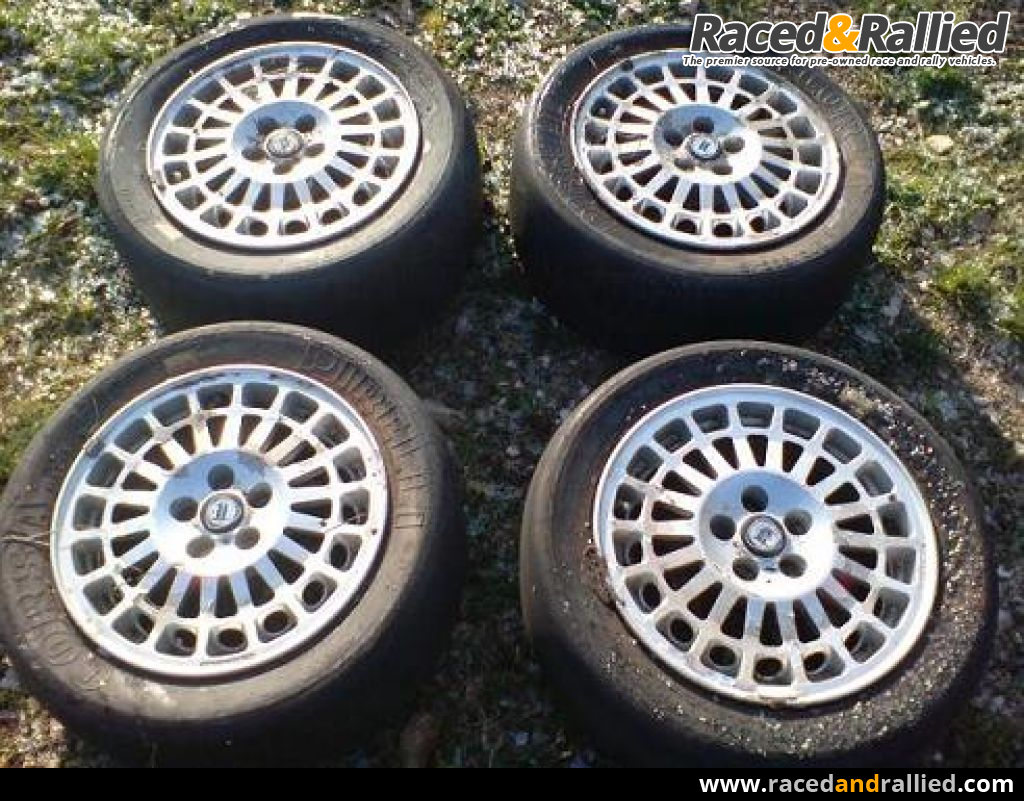 Rims Delta Integrale   Rally Car Parts for sale at Raced ...