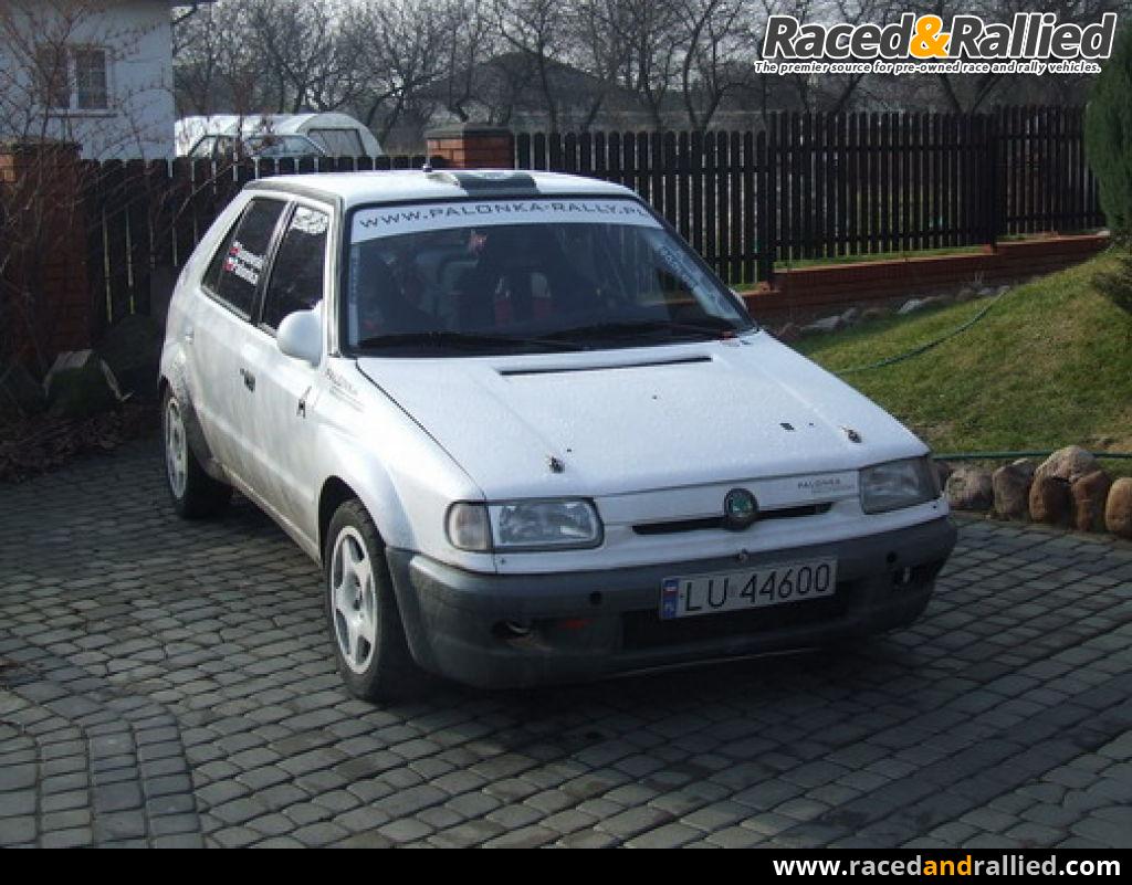 03 Cobra For Sale >> Skoda Felicia KIT CAR | Rally Cars for sale at Raced ...