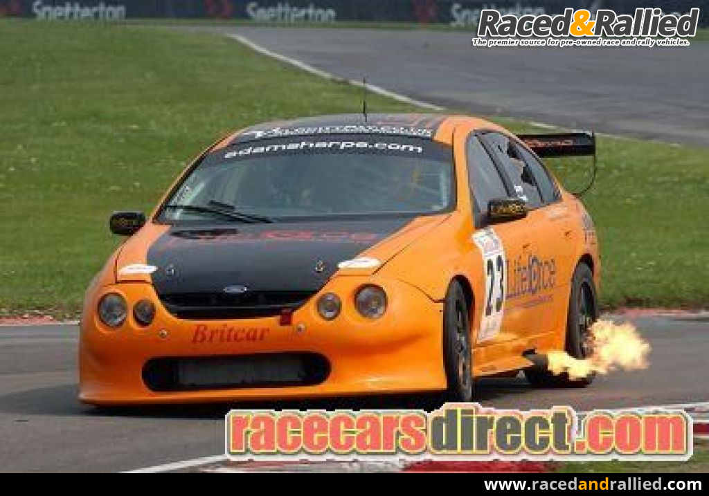 2001 FORD FALCON V8 SUPERCAR | Race Cars for sale at Raced ...