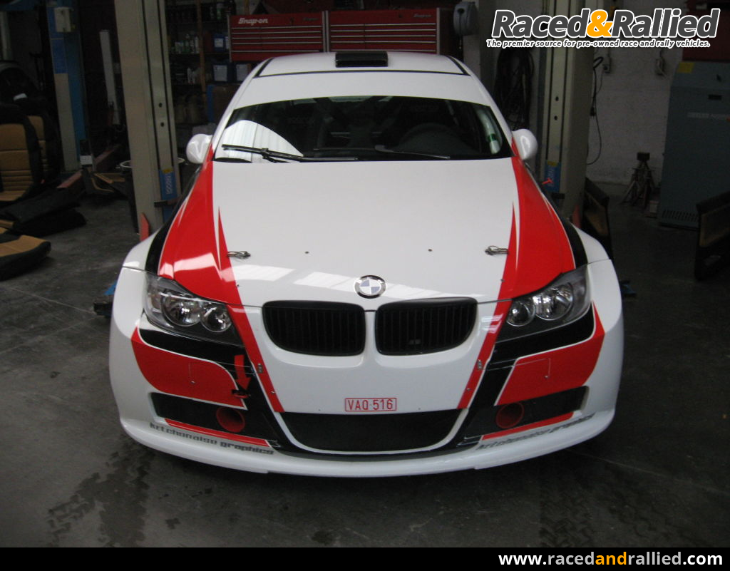 bmw e90 m3 wtcc | Race Cars for sale at Raced & Rallied ...