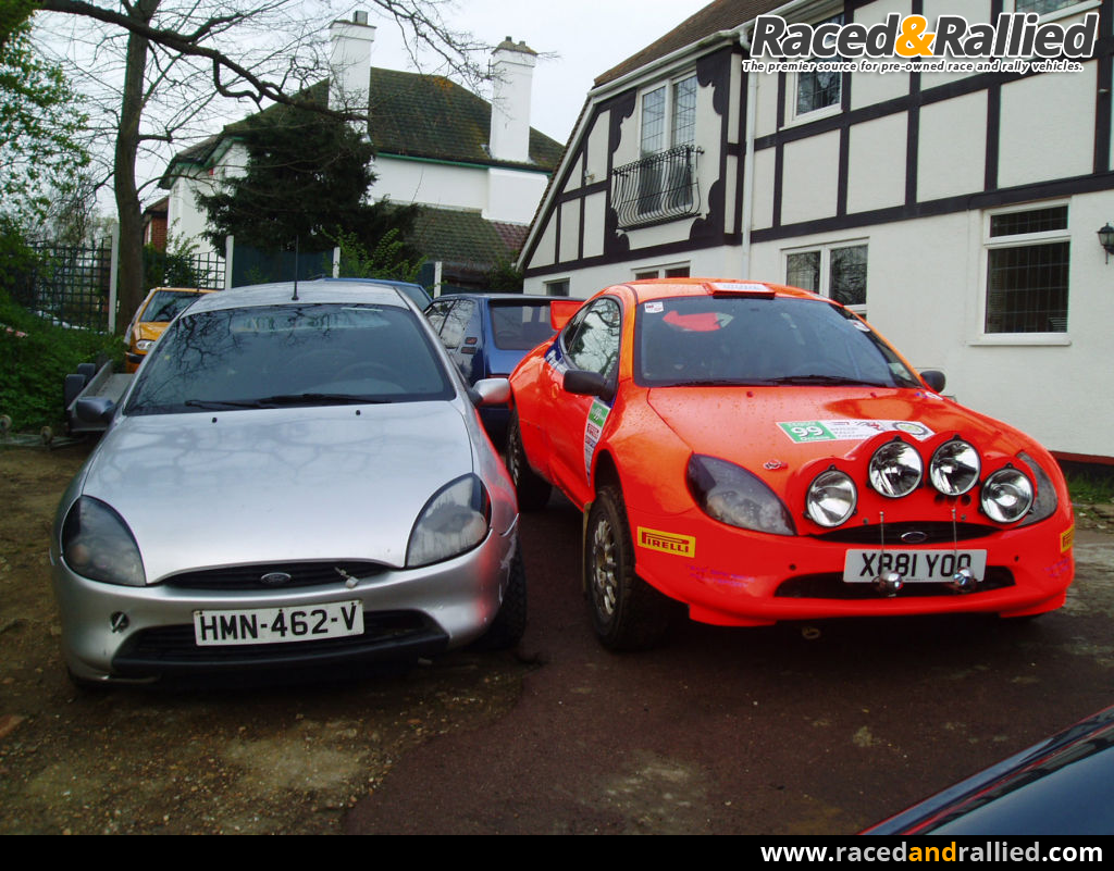 Race Car For Sale >> Ford Puma S1600 Ex Works | Rally Cars for sale at Raced ...