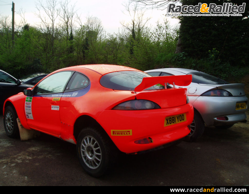 Factory 5 Gtm >> Ford Puma S1600 Ex Works   Rally Cars for sale at Raced ...