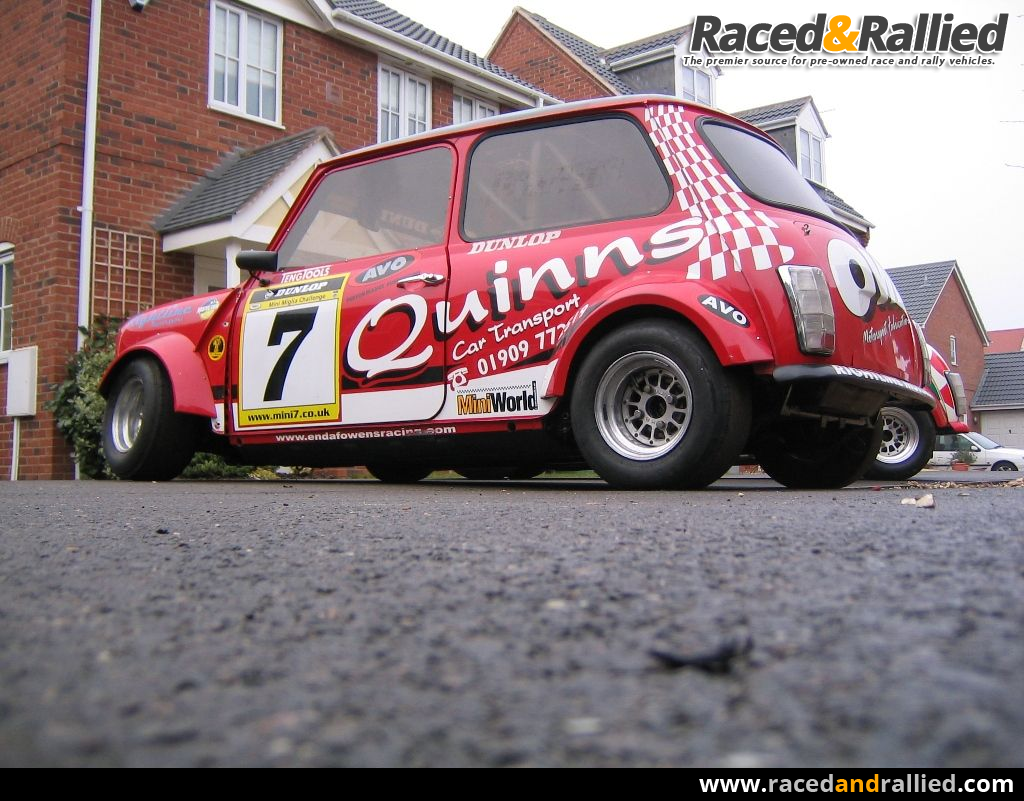 Fantastic Mini Miglia Challenge Car (2005) | Race Cars for sale at ...