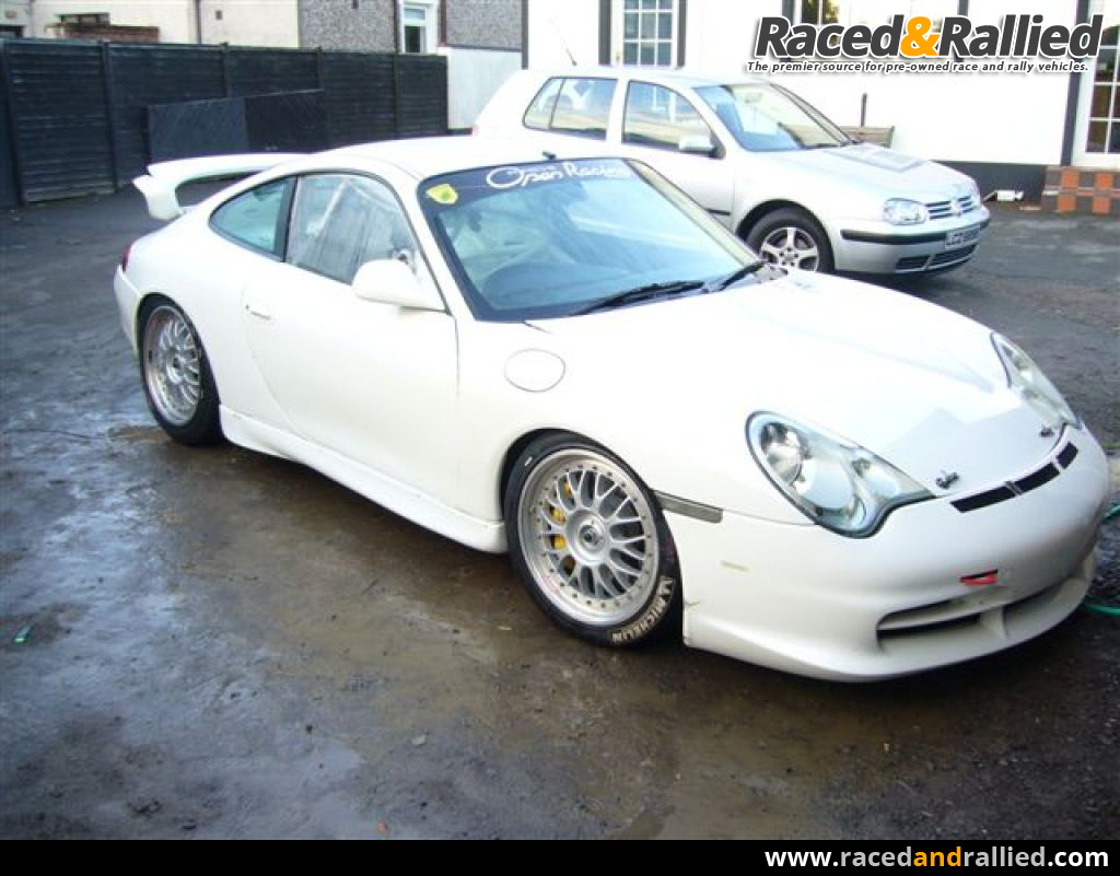 Porsche 996 race car track day car GT3 | Race Cars for sale at Raced ...