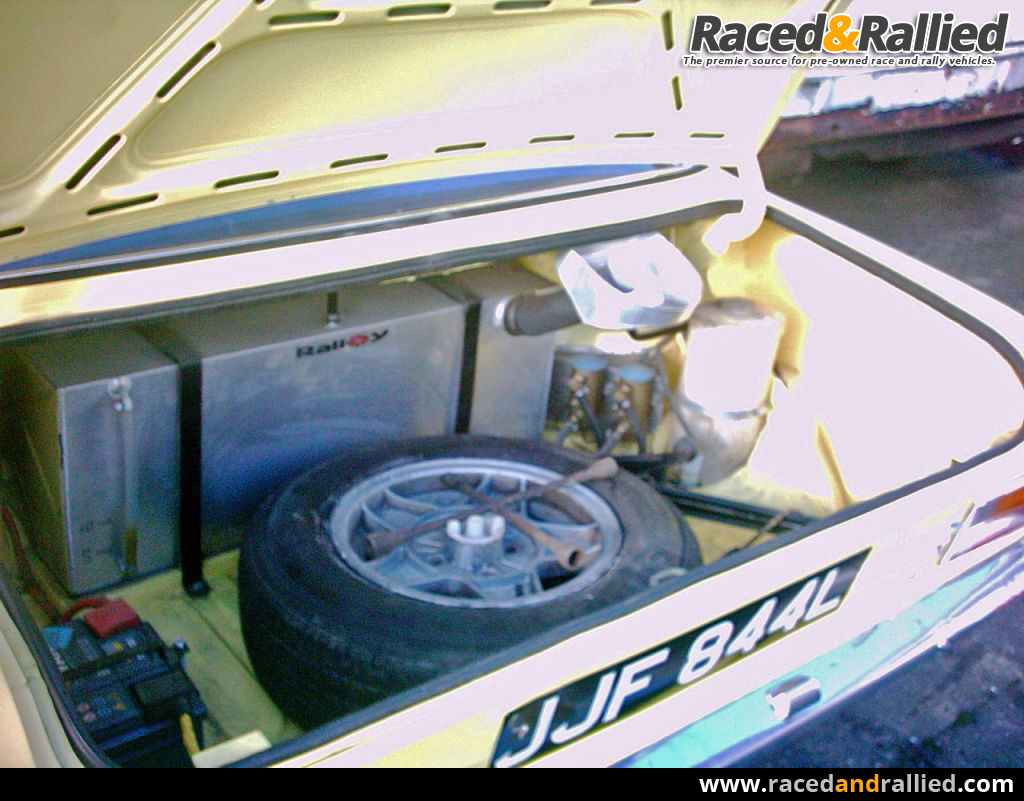 OPEL ASCONA A HISTORIC RALLY CAR   Rally Cars for sale at Raced ...